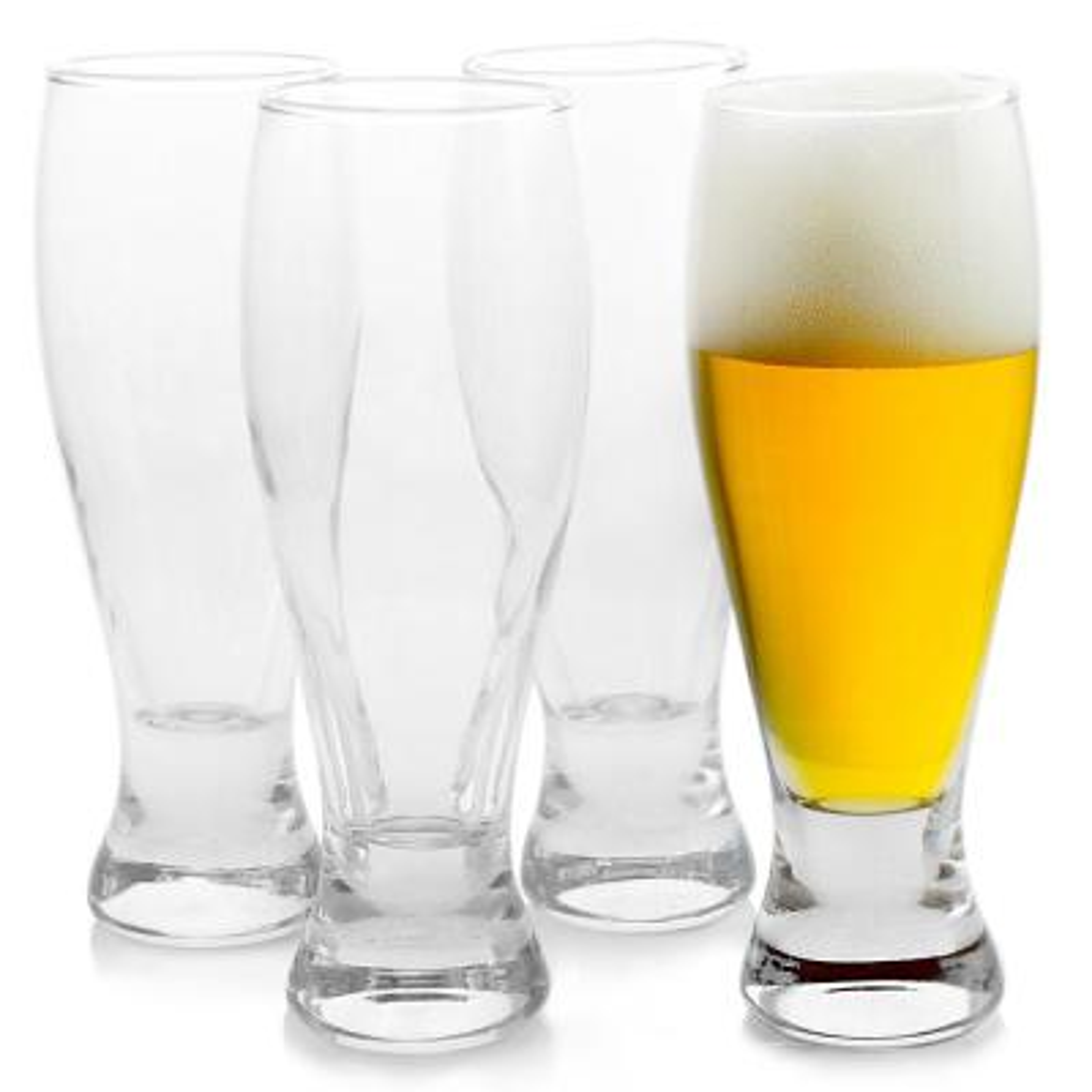 Enoteca 16.25 oz. Pilsner Glass (4-Pack)