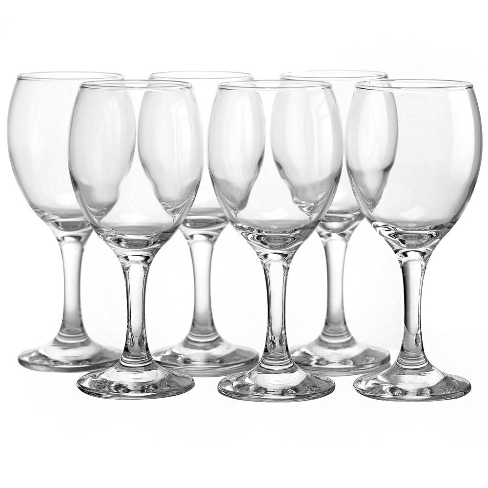 Prestige 8.5 oz. White Wine Glass (6-Pack)