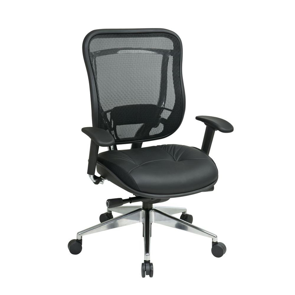 vegan high managerial in executive back products office chair leather blk