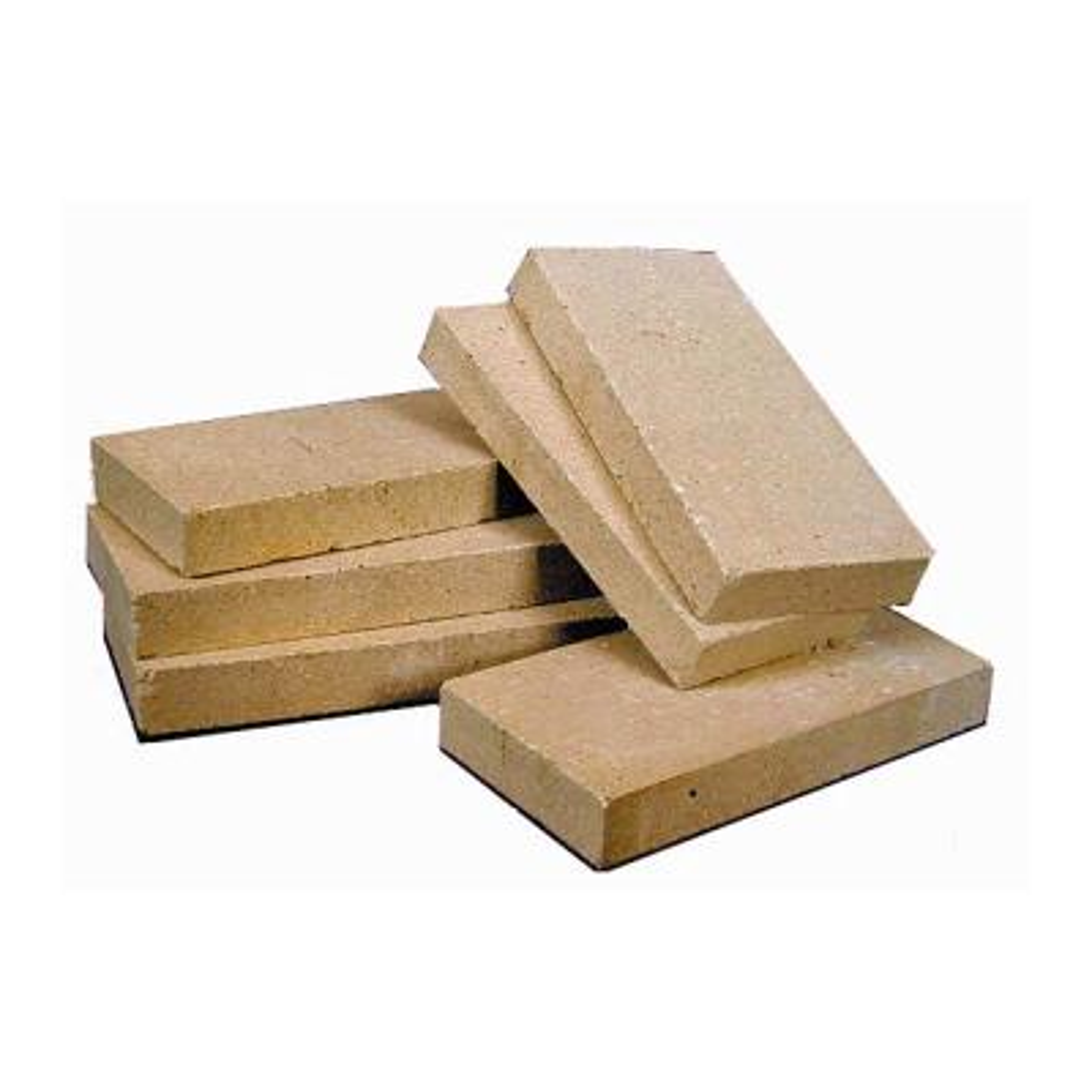4.5 in. x 9 in. x 1.25 in. Fire Brick (6 per Box)