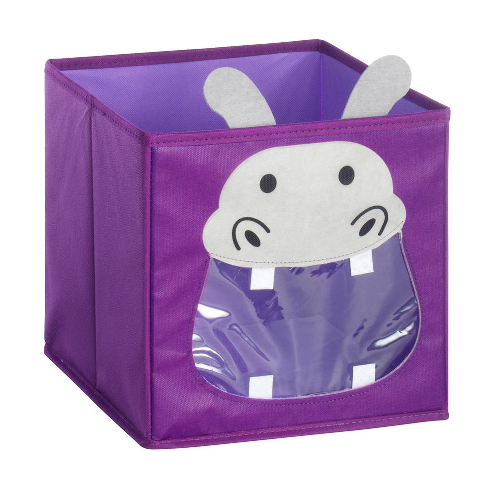 Collapsible Cube Hippo
