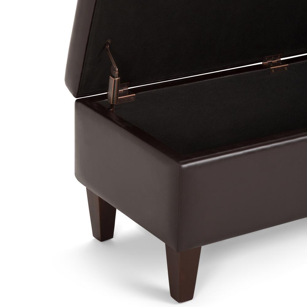 Stupendous Brooklyn Max Sullivan 48 Inch Wide Contemporary Rectangle Creativecarmelina Interior Chair Design Creativecarmelinacom