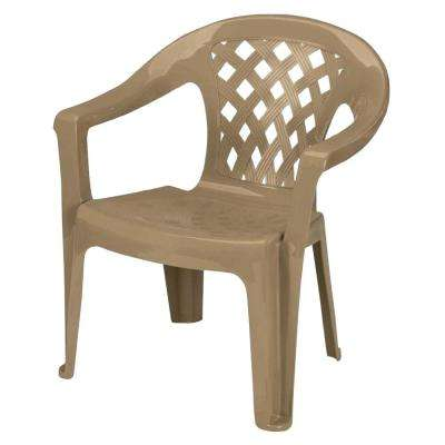 Big and Tall Mushroom Patio Lounge Chair