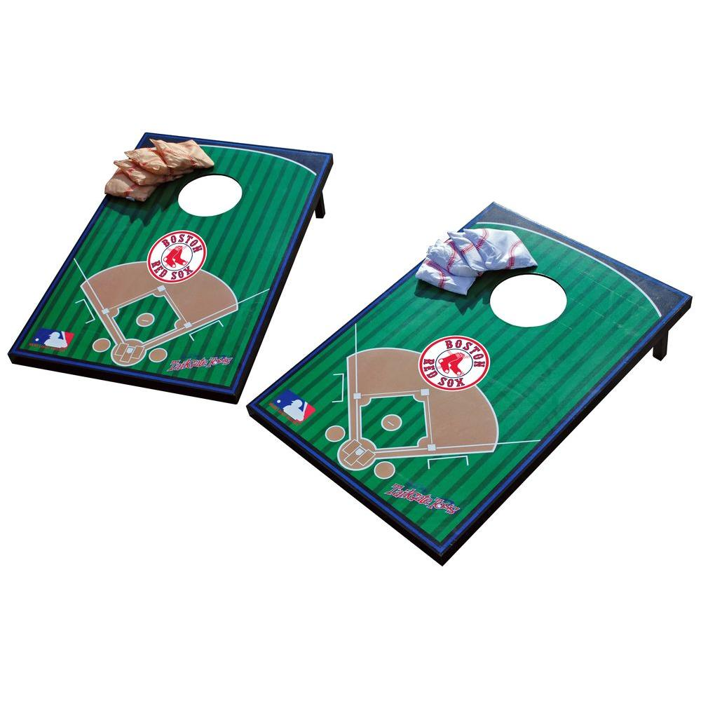 Wild Sports Boston Red Sox Tailgate Cornhole Toss