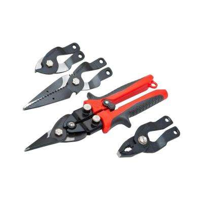 Switchblade Compound Action Multi-Blade Cutting Set (5-Piece)