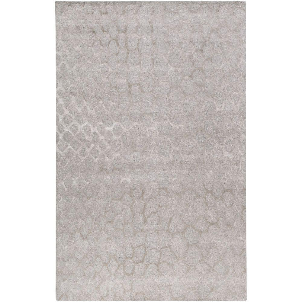 Bob Mackie Beige 2 ft. x 3 ft. Accent Rug