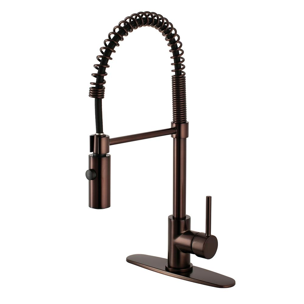 Kingston Brass Kitchen Faucet Sprayer