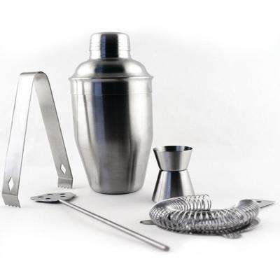 Studio 5-Piece Stainless Steel Barware Set