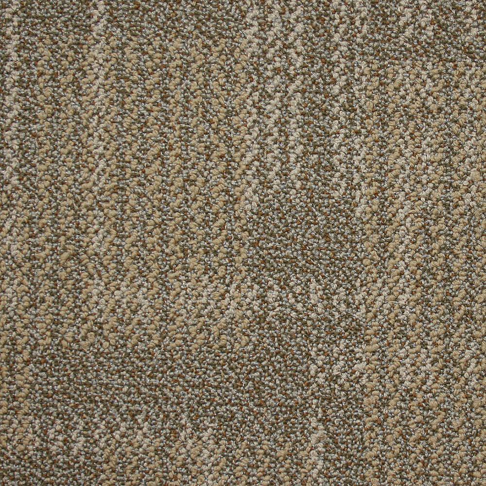 Pace Car Ancient Grains Loop 19.7 in. x 19.7 in. Carpet
