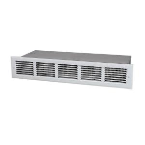 whites dimplex baseboard floor rkha20d31w 64_300 quiet one 2000 series 7,100 btu brown hydronic kickspace heater  at edmiracle.co