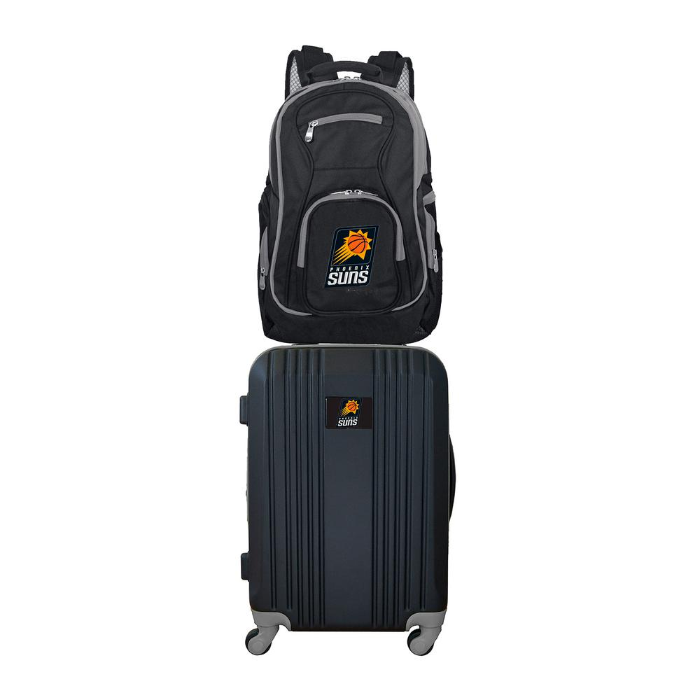 NBA Phoenix Suns 2-Piece Set Luggage and Backpack