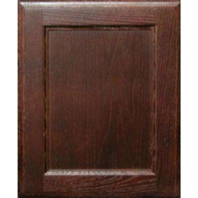 Installed Cabinet Makeover Wood Doors