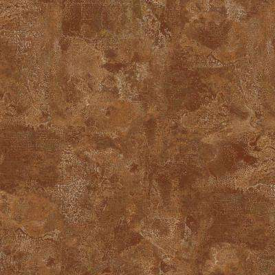 8 in. x 10 in. Laminate Sheet in Milwaukee Jct. Copper with Virtual Design Antique