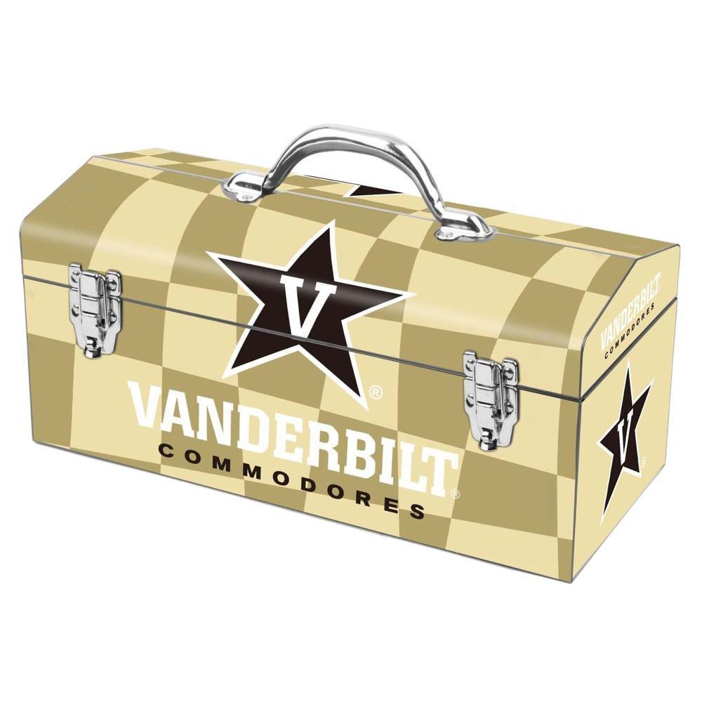 16 in. Vanderbilt University Art Tool Box