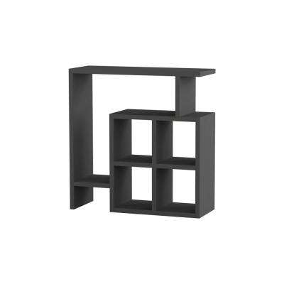 Smith Anthracite Modern Side Table
