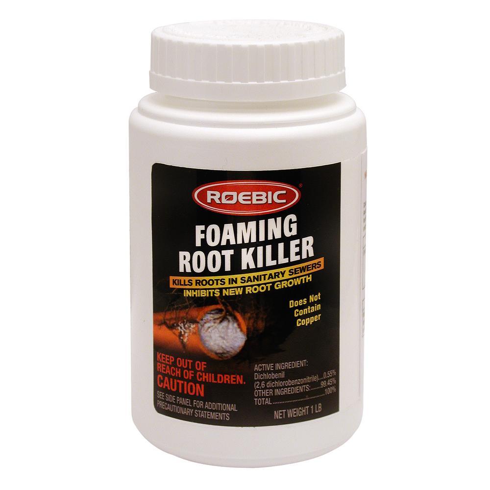 Foaming Root Killer