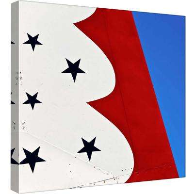15 in. x 15 in. ''Air Power Park 4'' Printed Canvas Wall Art