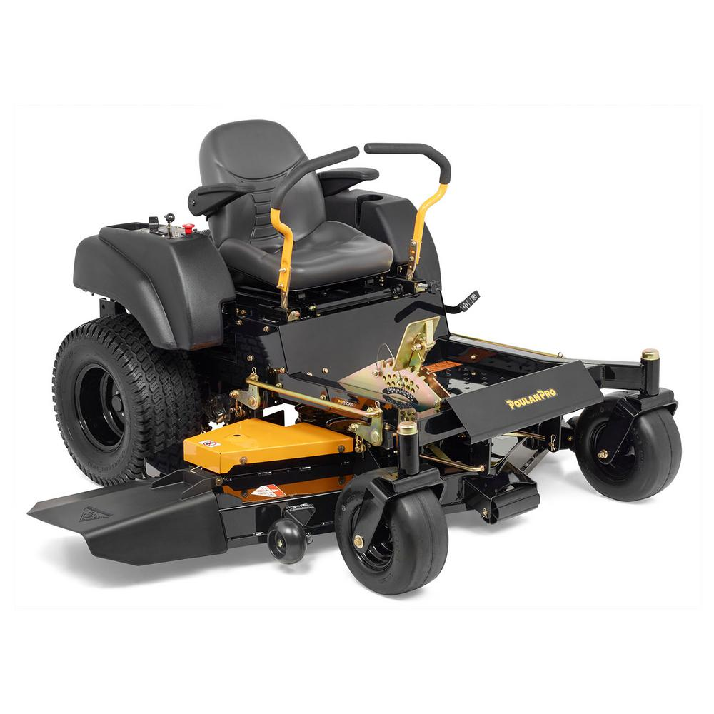 61 in. 26 HP Zero Turn Briggs and Stratton Gas Lawn