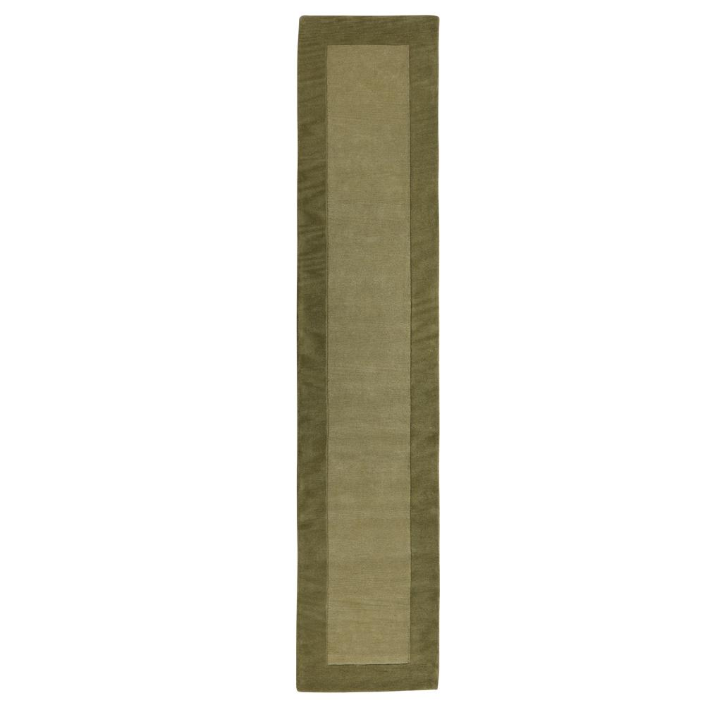 Melrose Sage 2 ft. 9 in. x 14 ft. Runner