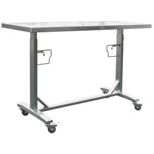 Deals on Sportsman Stainless Steel Adjustable Height Work Table