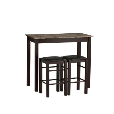 Espresso - Kitchen & Dining Tables - Kitchen & Dining Room ...