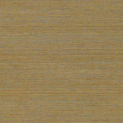 8 in. x 10 in. Qixia Copper Grass Cloth Wallpaper Sample