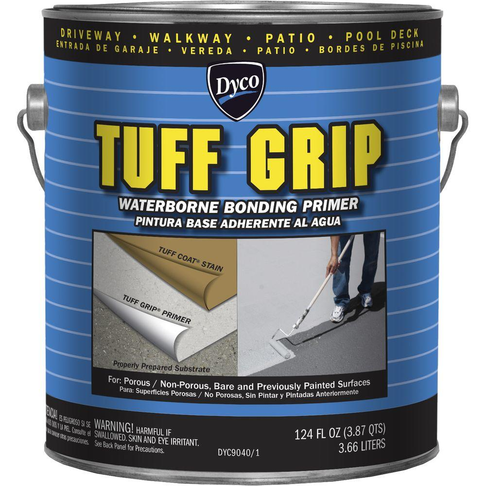 Tuff Grip 1 gal. 9040 Clear Low Sheen Interior/Exterior Waterborne Bonding