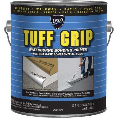 Tuff Grip 1 gal. 9040 Clear Low Sheen Interior/Exterior Waterborne Bonding Primer