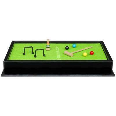 Pocket Game Croquet Set
