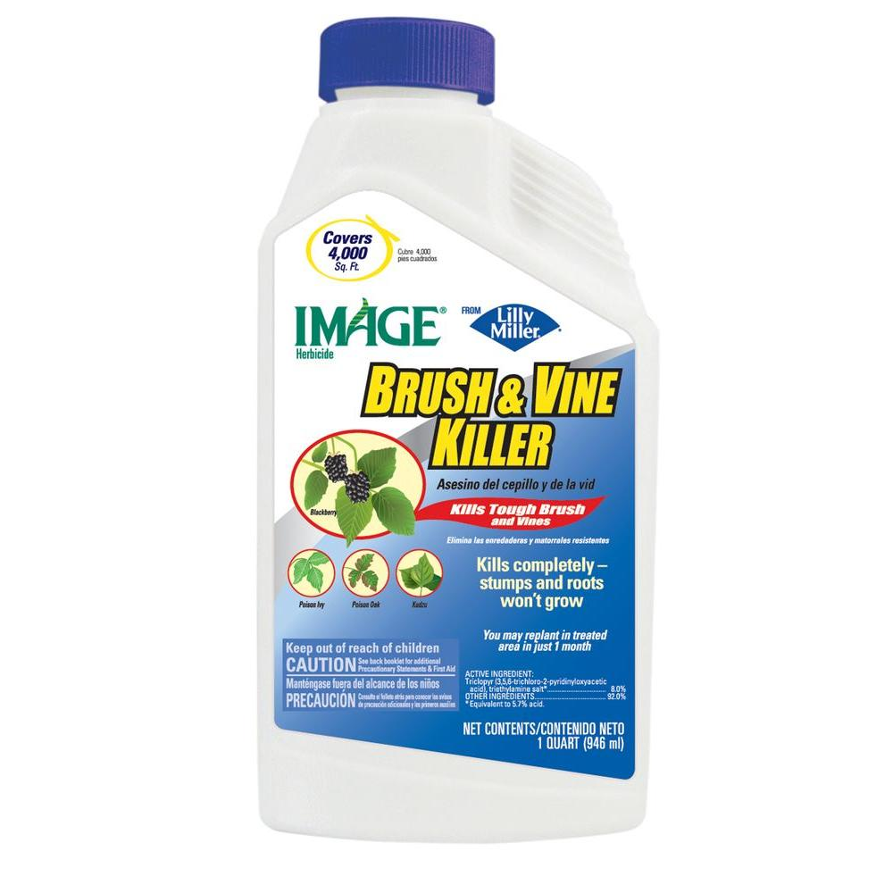 Image 32 Oz Concentrate Brush And Vine Killer 100099398 The Home
