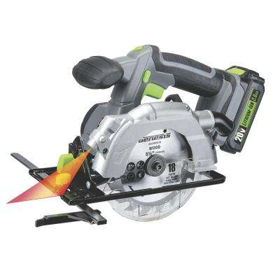 20-Volt Lithium-Ion 5-1/2 in. Circular Saw