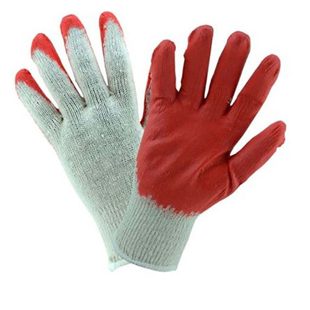 West Chester Economy Latex Coated Large Knit Gloves (6-Pack)