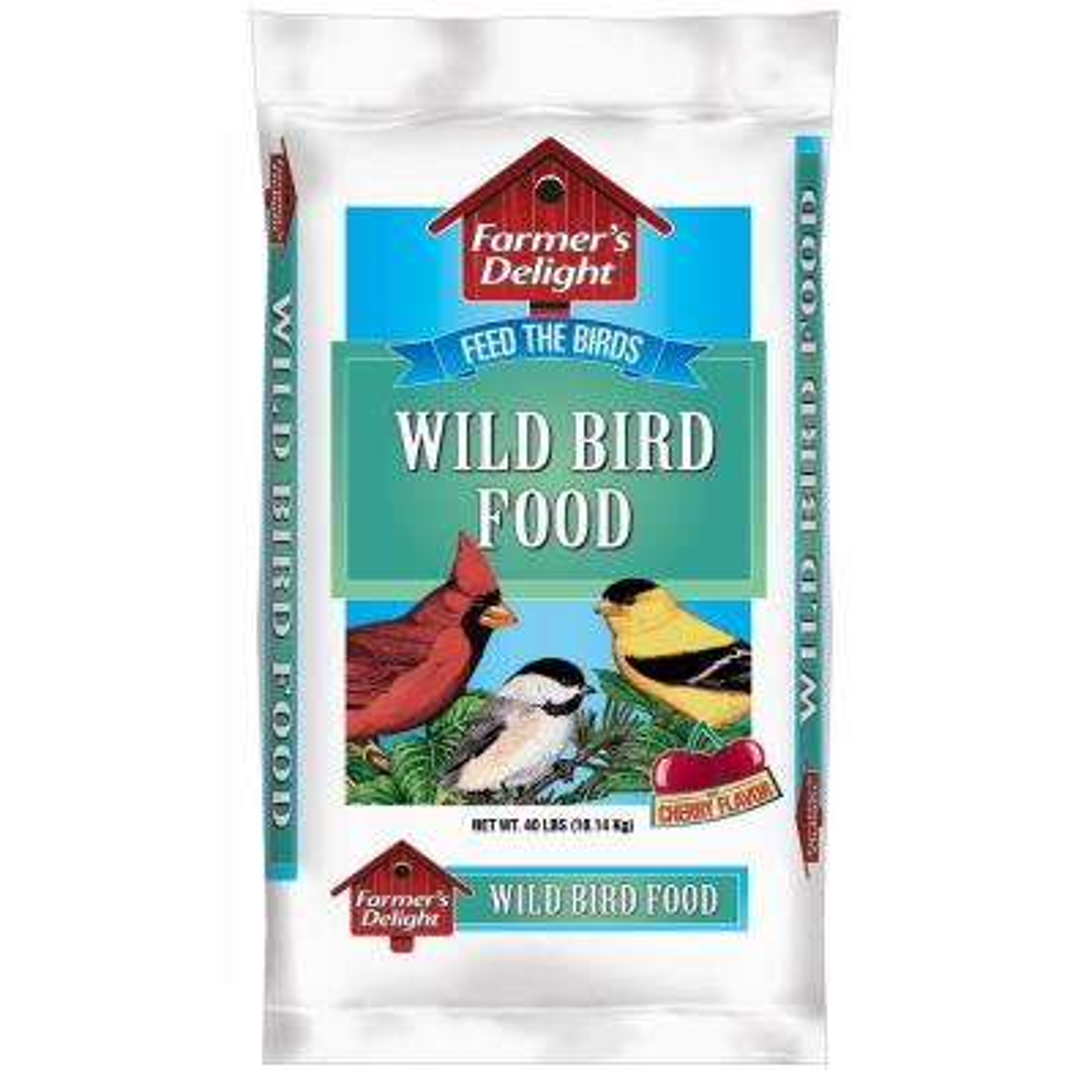 Farmer's Delight 40 lb. Wild Bird Food