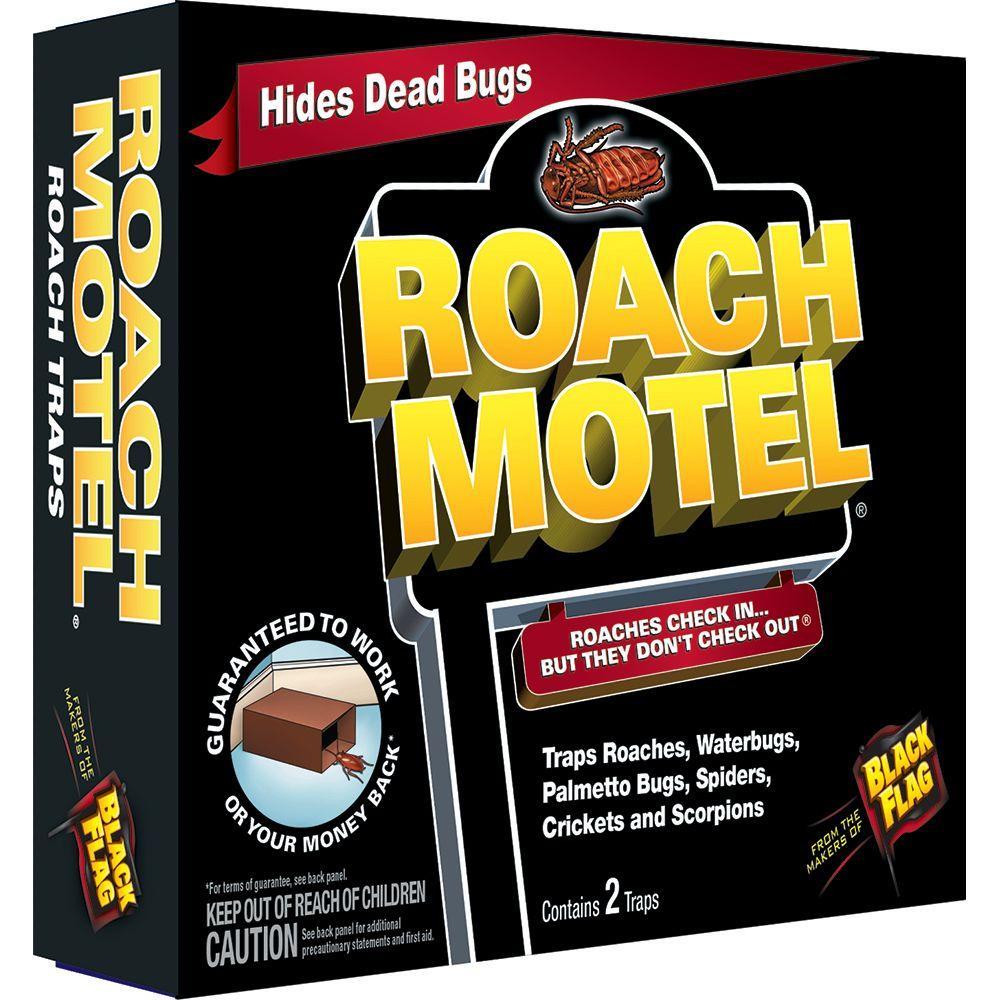 Black Flag Roach MotelHG11020 The Home Depot