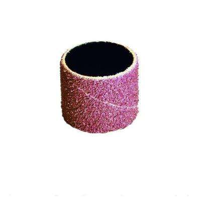 1/2 in. x 1/2 in. 36-Grit Cloth Band (100-Pack)