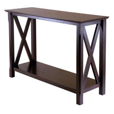 Xola Cappuccino Console Table