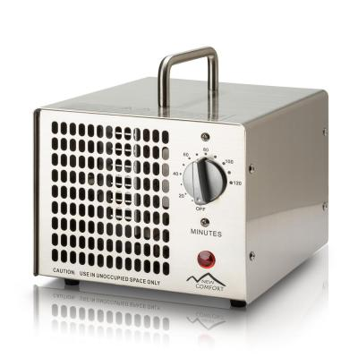 Stainless Steel Commercial Ozone Generator Air Purifier