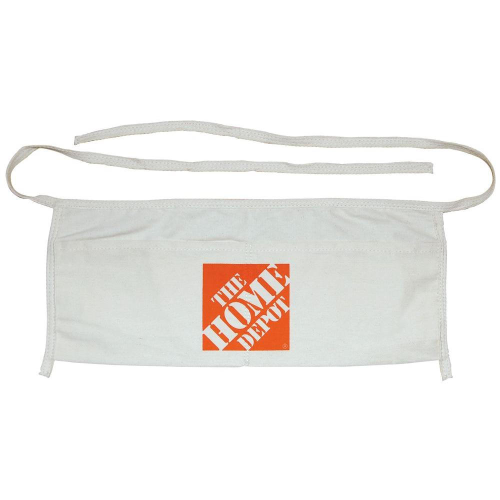 6794ccb4d2 The Home Depot Canvas Work Apron-HD324655 - The Home Depot