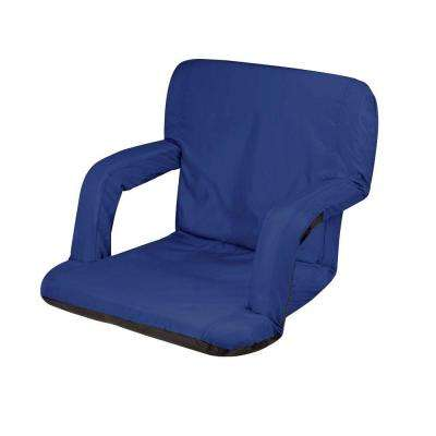 Blue Ventura Seat Portable Recreational Recliner