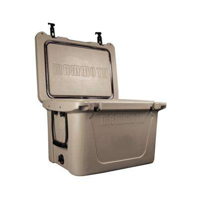 Ranger Series 45 Qt. Chest Cooler in Tan