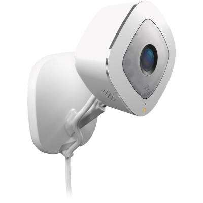 Q Wired Indoor 1080p Wi-Fi Security Camera