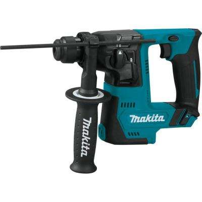 Makita 12-Volt Max CXT Lithium-Ion Cordless 9/16 in. Rotary Hammer, accepts SDS-PLUS bits (Tool Only)