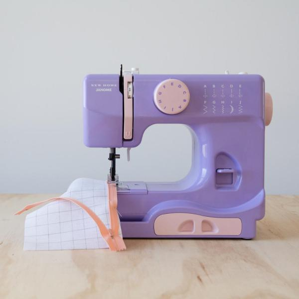 Janome 10-Sch Sewing Machine 001lady - The Home Depot on