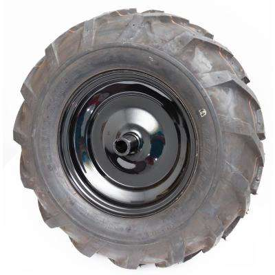 Replacement 16.6 in. Left Tire/Wheel for Select Swisher Walk Behind Rough Cut Mowers