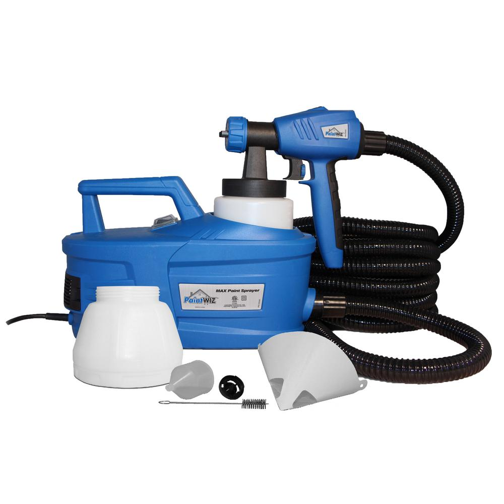 Fuji Spray Max Stand Paint Sprayer Pw25000 The Home Depot