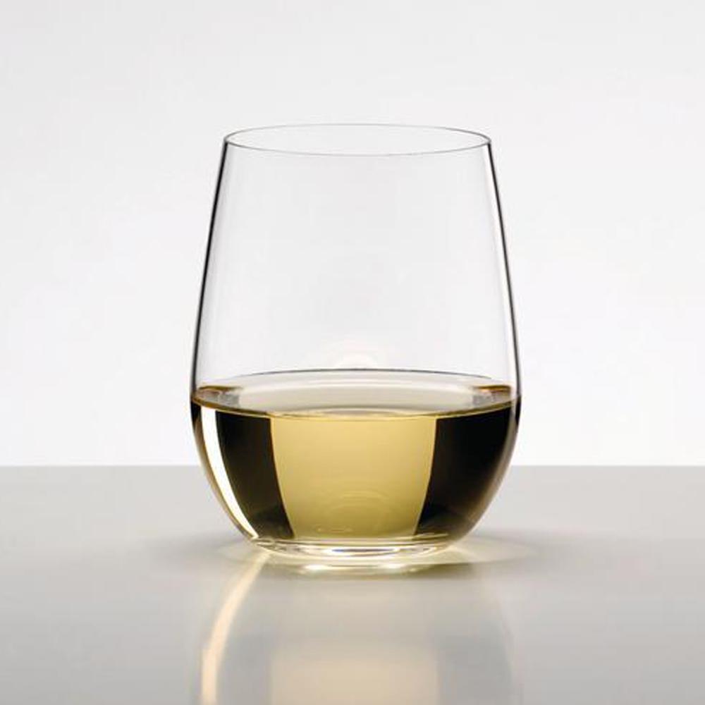 Riedel O Series 11.25 oz. Stemless Crystal Viognier and Chardonnay Wine