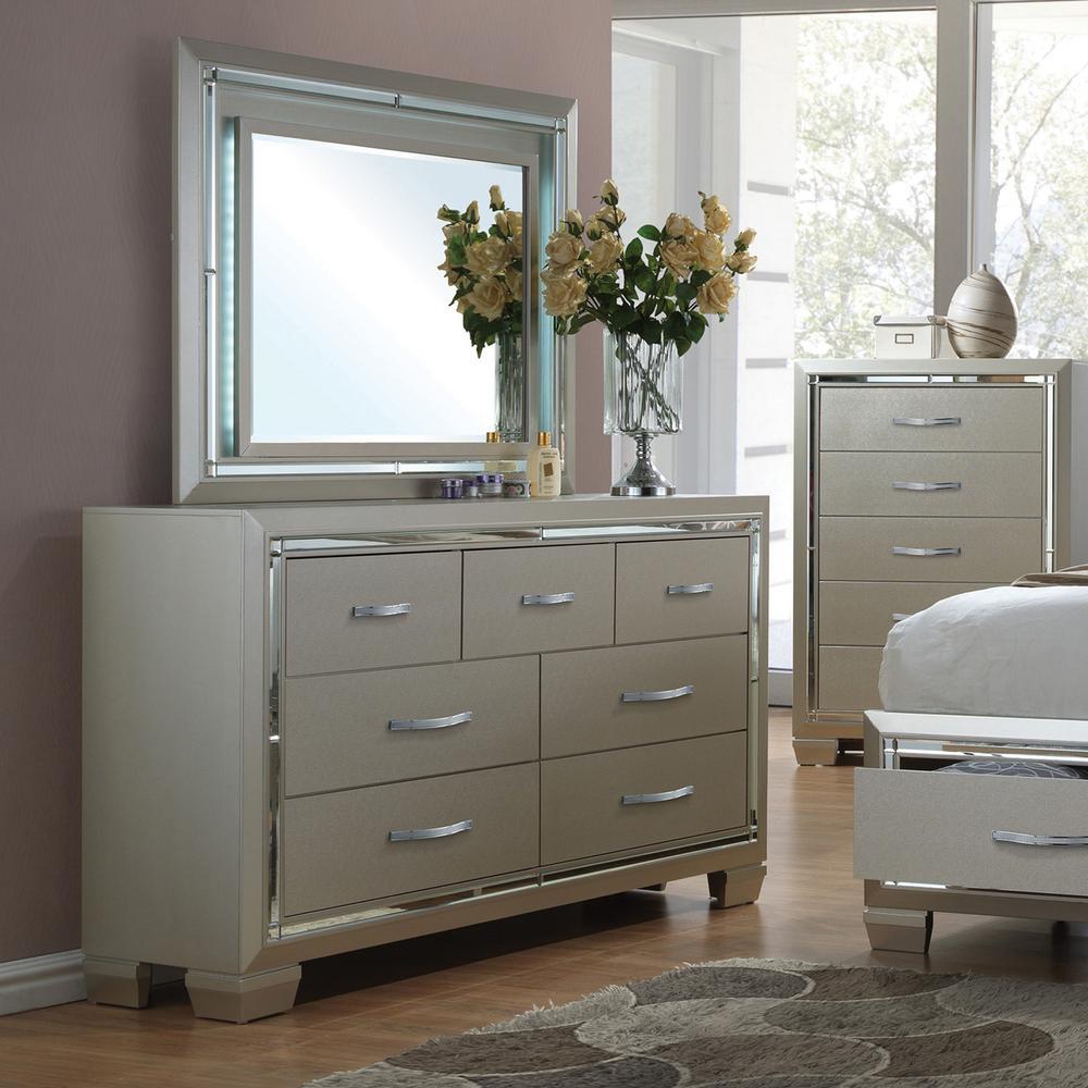 Home Source Lawlor Dresser & Mirror