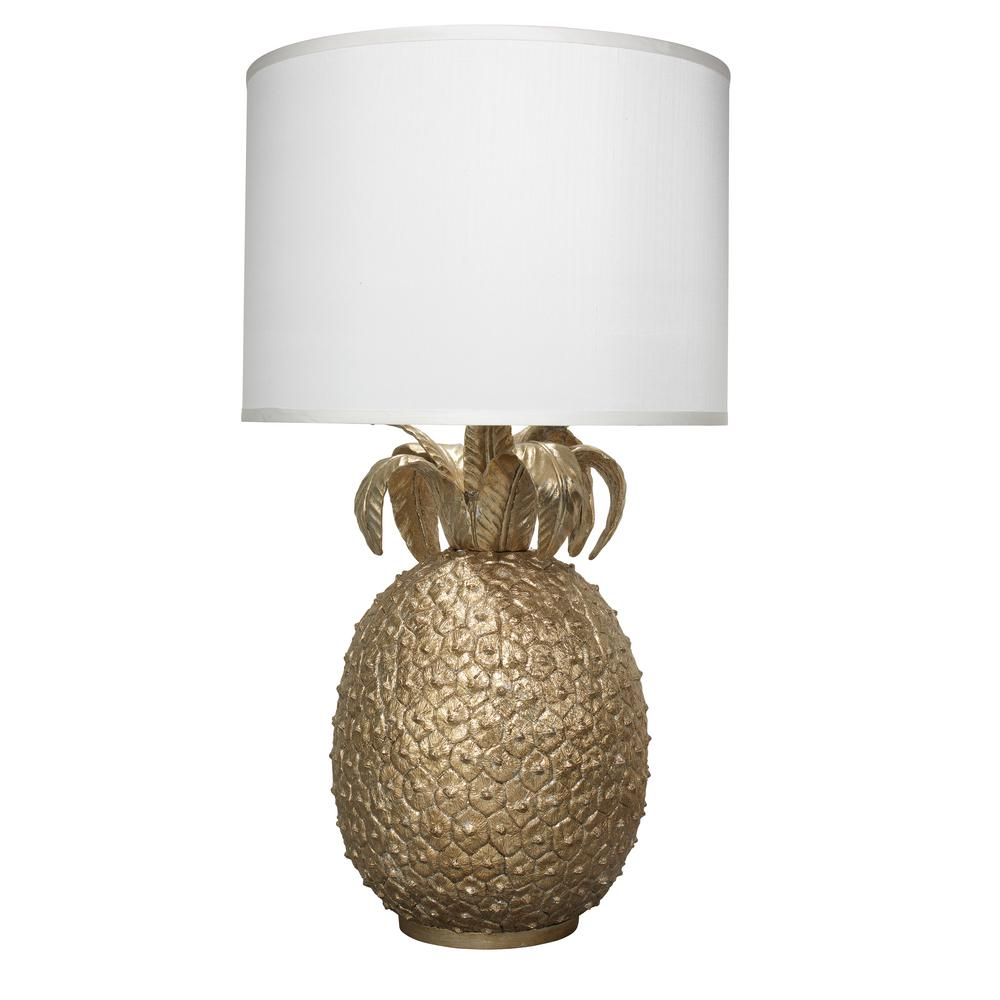 245 in gold small pineapple table lamp with shade 9pinechd236m gold small pineapple table lamp with shade aloadofball Choice Image