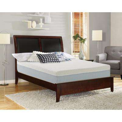 Stay Cool Split King Medium to Soft Memory Foam Mattress