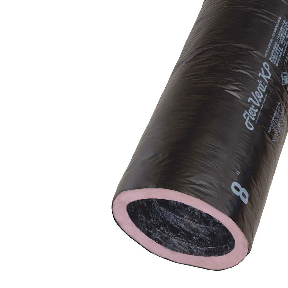 KP 6 in. x 25 ft. HVAC Ducting- R6.0